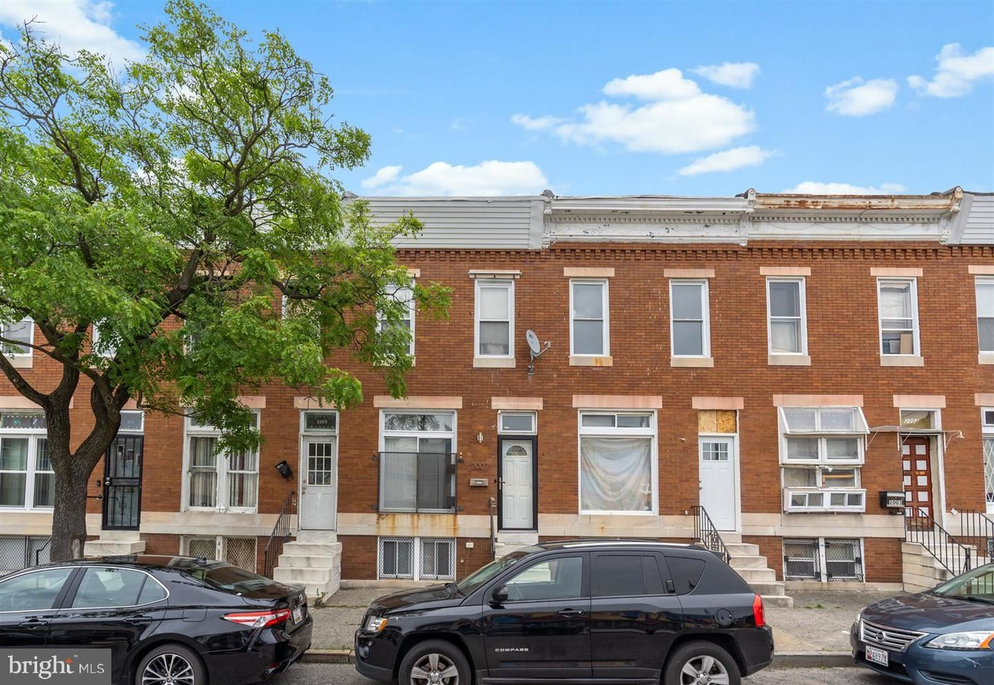 2007 CECIL AVE, Baltimore, MD 21218 - MLS#: MDBA547060