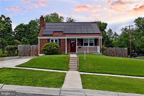 Photo of 3805 ELBY ST, SILVER SPRING, MD 20906 (MLS # MDMC714062)