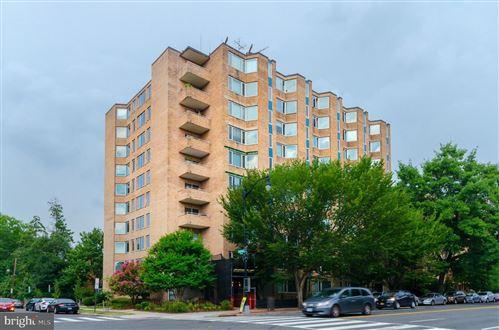 Photo of 2800 WISCONSIN AVE NW #510, WASHINGTON, DC 20007 (MLS # DCDC503064)