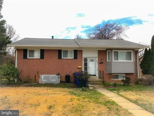 Photo of 2202 COLERIDGE DR, SILVER SPRING, MD 20910 (MLS # MDMC701064)