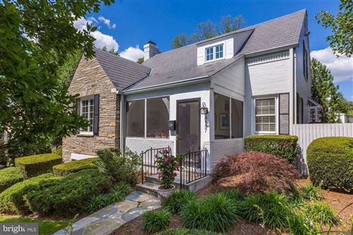 Photo of 4607 OVERBROOK RD, BETHESDA, MD 20816 (MLS # MDMC731064)