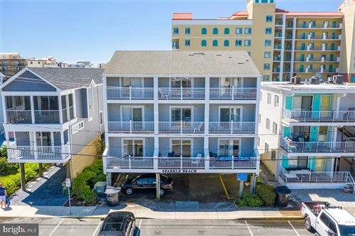 Photo of 19 141ST ST #1, OCEAN CITY, MD 21842 (MLS # MDWO114064)