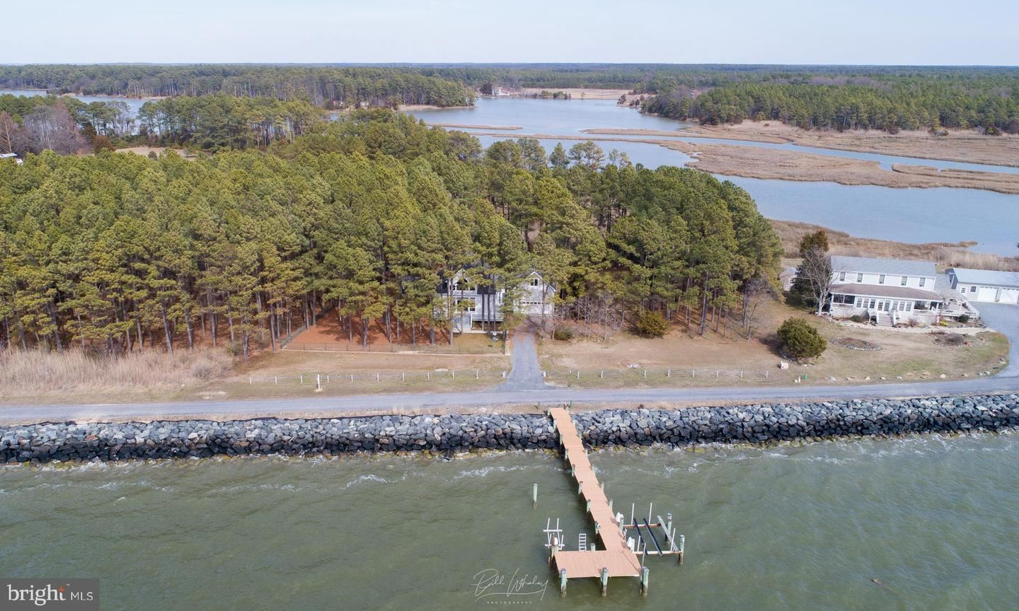 Photo for 3829 PUNCH ISLAND RD, TAYLORS ISLAND, MD 21669 (MLS # MDDO125064)