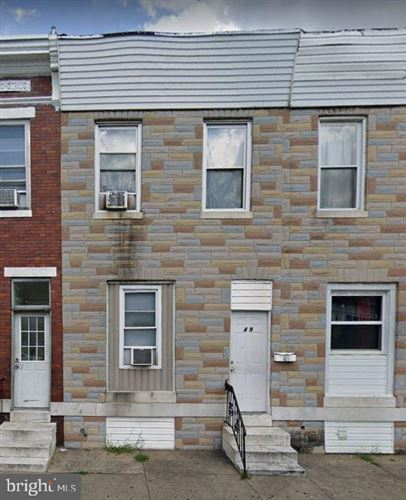 Photo of 49 S KRESSON ST, BALTIMORE, MD 21224 (MLS # MDBA529066)