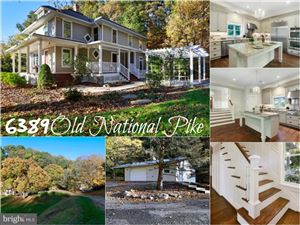 Photo of 6389 OLD NATIONAL PIKE, BOONSBORO, MD 21713 (MLS # MDWA168066)