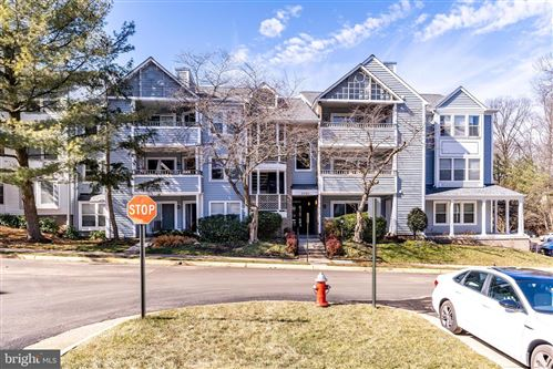 Photo of 7707 LAFAYETTE FOREST DR #23, ANNANDALE, VA 22003 (MLS # VAFX1182066)