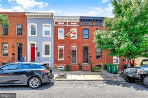 Photo of 3305 O'DONNELL ST, BALTIMORE, MD 21224 (MLS # MDBA476068)