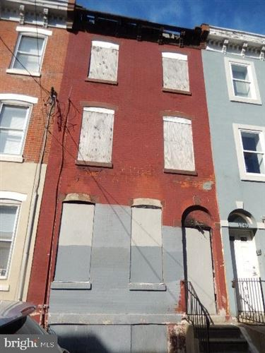 Photo of 1738 N GRATZ ST, PHILADELPHIA, PA 19121 (MLS # PAPH888068)