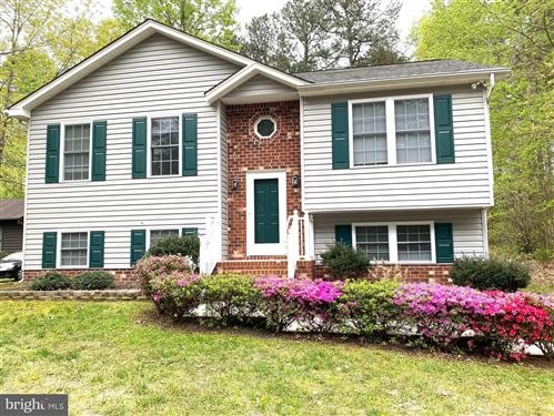 Photo of 211 TRANQUILITY DR, RUTHER GLEN, VA 22546 (MLS # VACV124068)