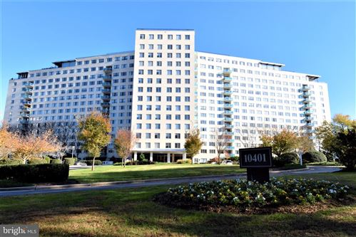 Photo of 10401 GROSVENOR PL #808, ROCKVILLE, MD 20852 (MLS # MDMC755072)