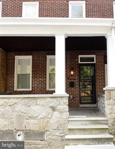 Photo of 1359 GORSUCH AVE, BALTIMORE, MD 21218 (MLS # MDBA500074)