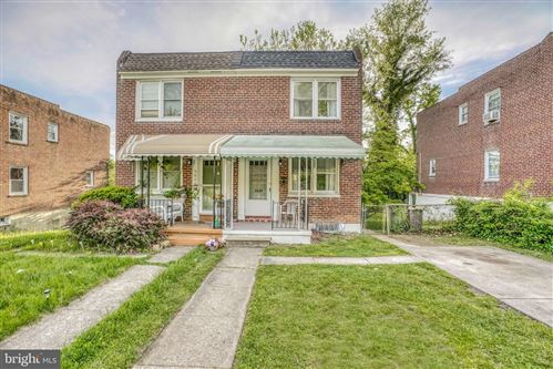 Photo of 5630 PIONEER DR, BALTIMORE, MD 21214 (MLS # MDBA550074)
