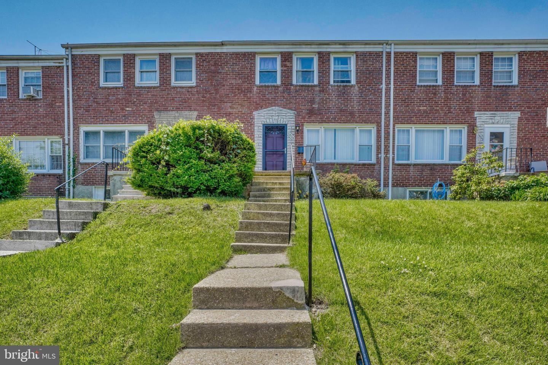 1605 WALTERSWOOD RD, Baltimore, MD 21239 - MLS#: MDBA553076