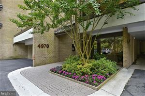 Photo of 4978 SENTINEL DR #12-401, BETHESDA, MD 20816 (MLS # MDMC625078)