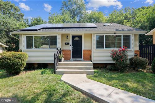 Photo for 6906 VALLEY PARK RD, CAPITOL HEIGHTS, MD 20743 (MLS # MDPG2004078)