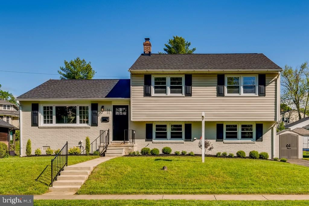 1602 JEFFERS RD, Baltimore, MD 21204 - MLS#: MDBC528078