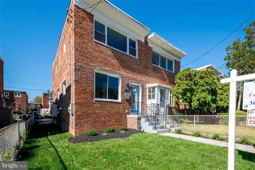 Photo of 7556 8TH ST NW, WASHINGTON, DC 20012 (MLS # DCDC446080)
