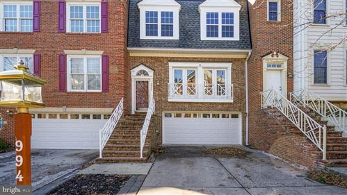 Photo of 9949 FOXBOROUGH CIR, ROCKVILLE, MD 20850 (MLS # MDMC691080)