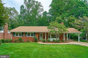 Photo of 4207 LENOX DR, FAIRFAX, VA 22032 (MLS # VAFX1080080)