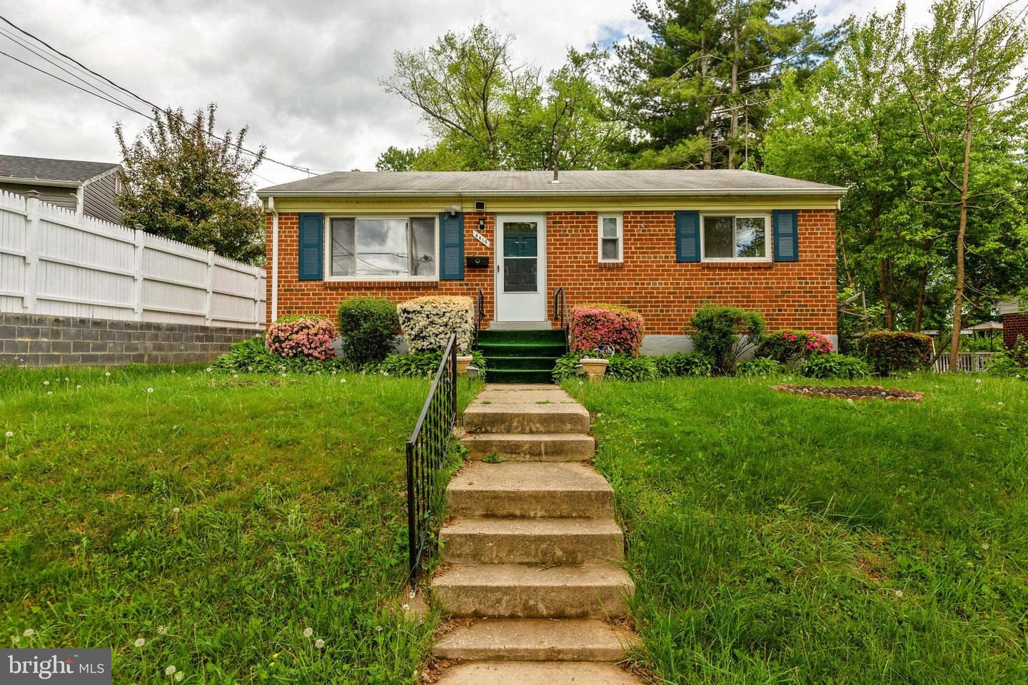 Photo of 4419 IVES ST, ROCKVILLE, MD 20853 (MLS # MDMC757080)