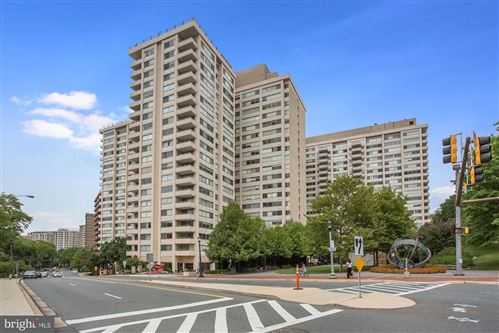 Photo of 5500 FRIENDSHIP BLVD #2329N, CHEVY CHASE, MD 20815 (MLS # MDMC752082)