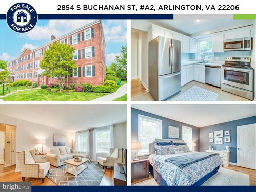 Photo of 2854 S BUCHANAN ST #A2, ARLINGTON, VA 22206 (MLS # VAAR181082)