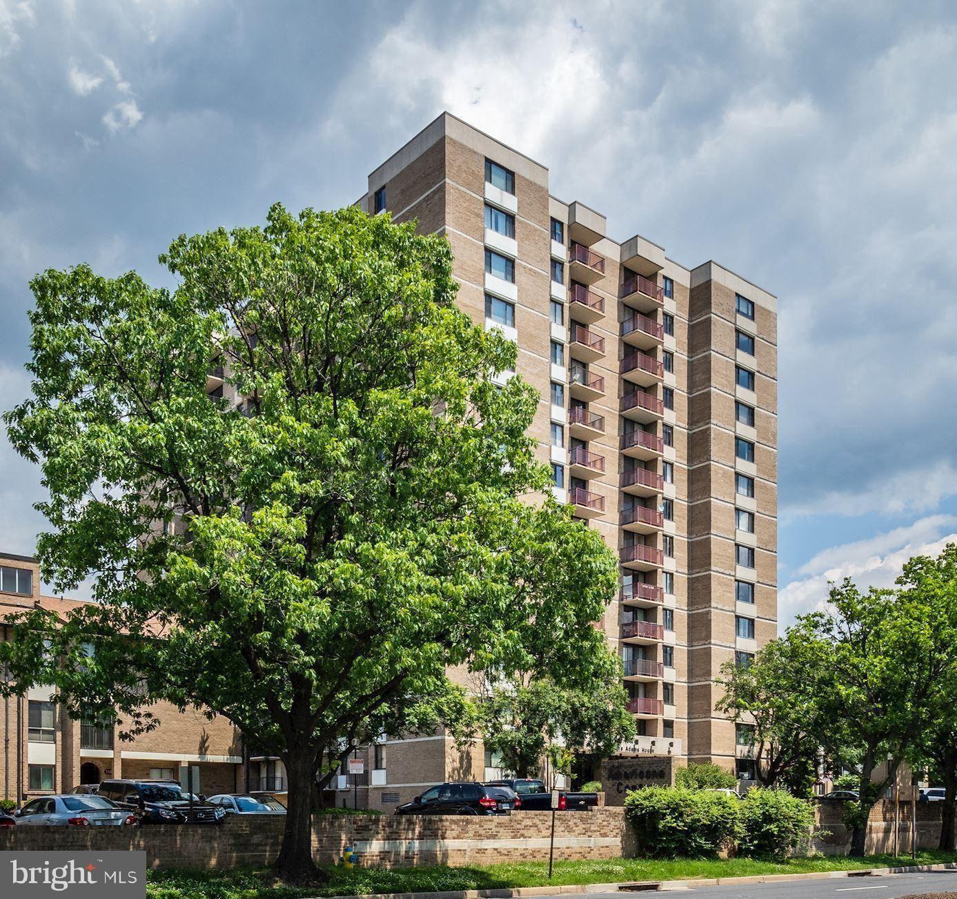 Photo of 118 MONROE ST #505, ROCKVILLE, MD 20850 (MLS # MDMC734082)
