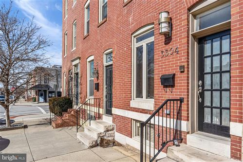 Photo of 3304 FOSTER AVE, BALTIMORE, MD 21224 (MLS # MDBA2000084)