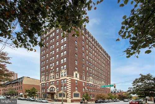 Photo of 1001 SAINT PAUL ST #9G, BALTIMORE, MD 21202 (MLS # MDBA540084)