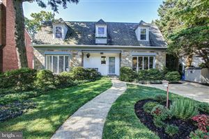 Photo of 4012 LAIRD PL, CHEVY CHASE, MD 20815 (MLS # MDMC675084)