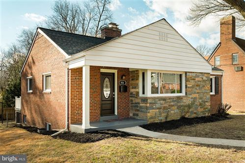 Photo of 406 GRANVILLE DR, SILVER SPRING, MD 20901 (MLS # MDMC691084)
