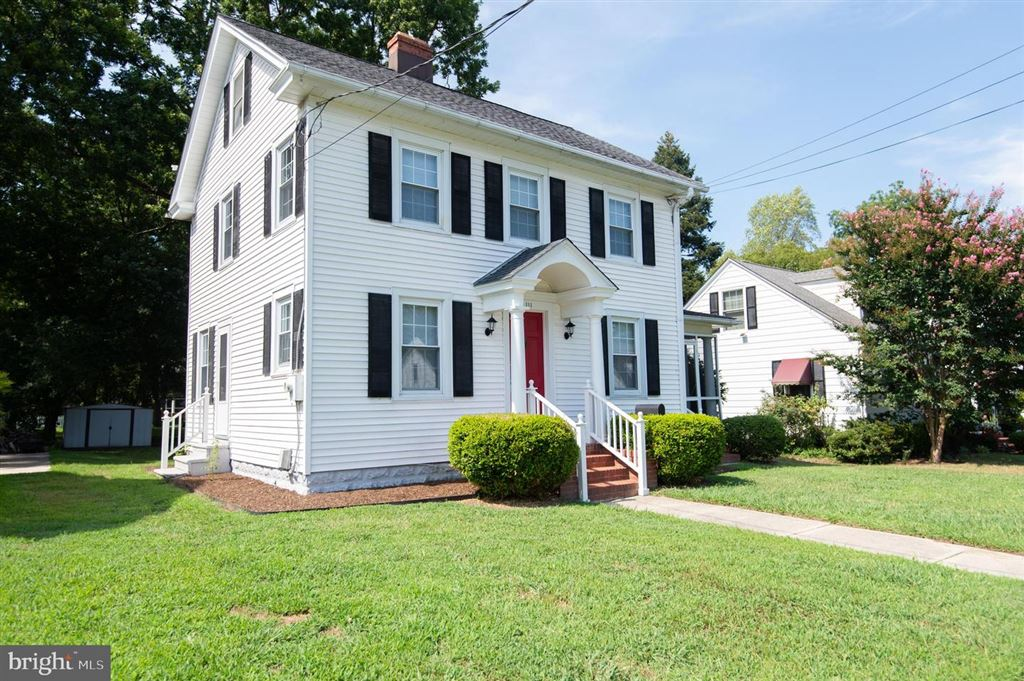 Photo for 111 BELVEDERE AVE, CAMBRIDGE, MD 21613 (MLS # MDDO124084)