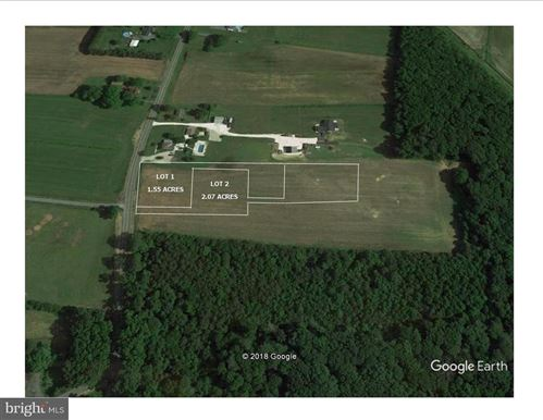 Tiny photo for LOT 1 OLD OCEAN CITY RD, BERLIN, MD 21811 (MLS # MDWO112086)
