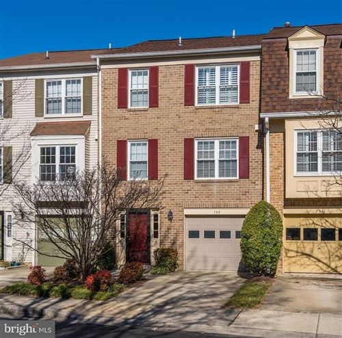 Photo of 752 IVY LEAGUE LN #9-50, ROCKVILLE, MD 20850 (MLS # MDMC699088)
