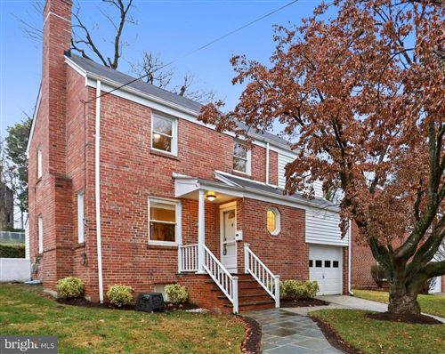 Photo of 2804 EAST WEST HWY, CHEVY CHASE, MD 20815 (MLS # MDMC692090)