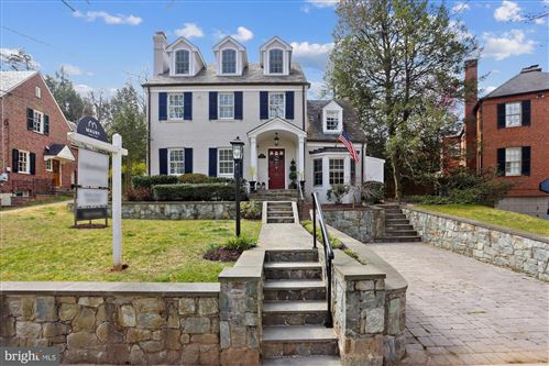 Photo of 7508 GLENDALE RD, CHEVY CHASE, MD 20815 (MLS # MDMC750090)