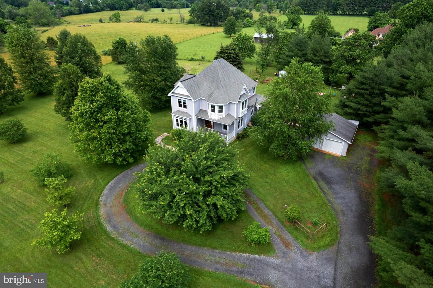 Photo of 38887 JOHN WOLFORD RD, WATERFORD, VA 20197 (MLS # VALO436090)