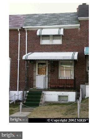 Photo of 3607 10TH ST, BALTIMORE, MD 21225 (MLS # MDBA529092)