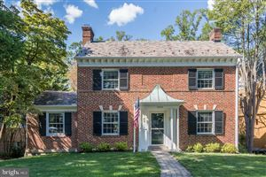 Photo of 3409 THORNAPPLE ST, CHEVY CHASE, MD 20815 (MLS # MDMC677092)