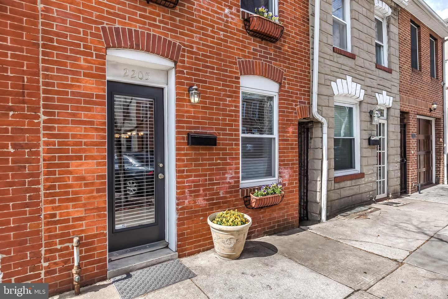Photo of 2205 ESSEX ST, BALTIMORE, MD 21224 (MLS # MDBA2000092)