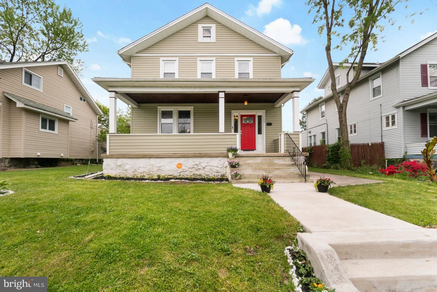 1705 LAKESIDE AVE, Baltimore, MD 21218 - MLS#: MDBA548092