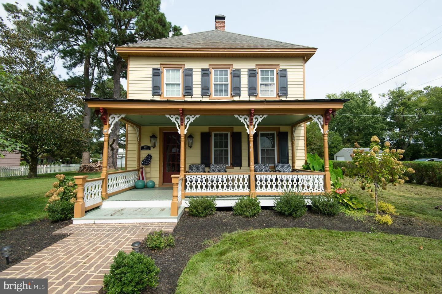 Photo for 401 LINDEN LN, VIENNA, MD 21869 (MLS # MDDO126092)