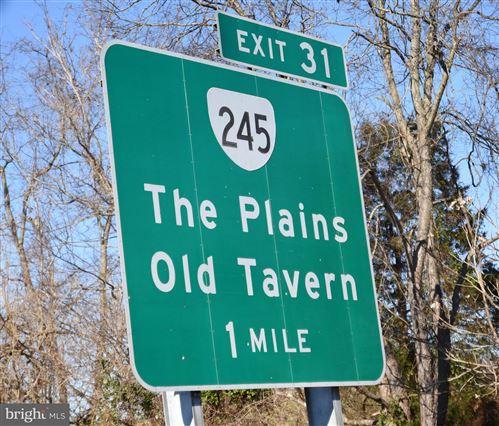 Photo of 4572 OLD TAVERN RD, THE PLAINS, VA 20198 (MLS # VAFQ122094)