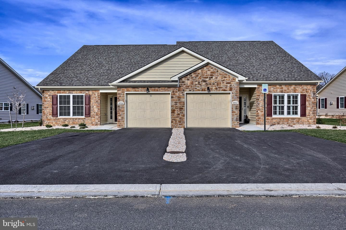 9732 COBBLE STONE CT, Hagerstown, MD 21740 - #: MDWA100094