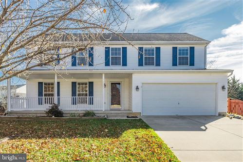 Photo of 5015 SAINT SIMON CT, FREDERICK, MD 21703 (MLS # MDFR257096)