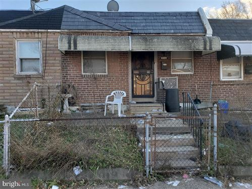Photo of 5522 WHEELER ST, PHILADELPHIA, PA 19143 (MLS # PAPH856096)
