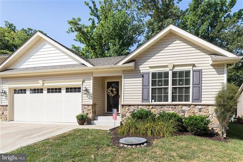 Photo of 587 HAWK HILL DR, PRINCE FREDERICK, MD 20678 (MLS # MDCA100097)