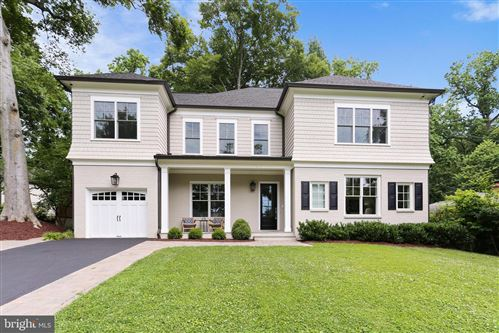Photo of 7115 EDGEVALE ST, CHEVY CHASE, MD 20815 (MLS # MDMC712098)