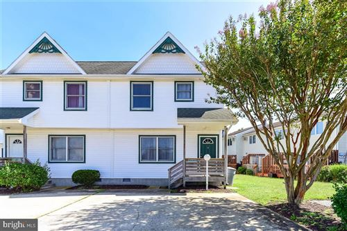 Photo of 14502 LIGHTHOUSE AVE #A, OCEAN CITY, MD 21842 (MLS # MDWO117098)