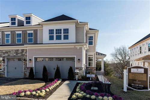 Photo of 501 TROTTERS COURT #17, NEWTOWN SQUARE, PA 19073 (MLS # PADE518098)